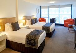 Pegasus Apart-Hotel - เมลเบิร์น - ห้องนอน