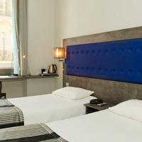 Hotel Carre Vieux Port Marseille Chambre 2 lits douche