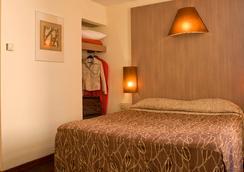 Hotel Carre Vieux Port Marseille - มาร์เซย์ - ห้องนอน