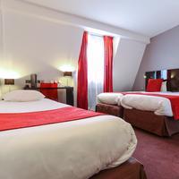 Hôtel Le Rocroy Guestroom