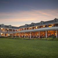 White Elephant Hotel Hotel Front - Evening/Night