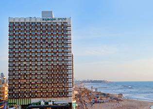 Herods Hotel Tel Aviv by the Beach