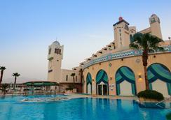 Herods Boutique Hotel Eilat - ไอแลต - สระว่ายน้ำ