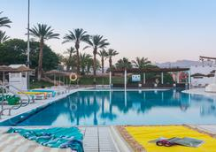 U Magic Sunrise Hotel - ไอแลต - สระว่ายน้ำ