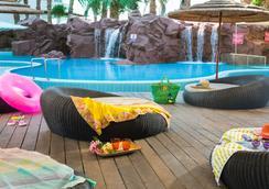 Leonardo Plaza Hotel Eilat - ไอแลต - สระว่ายน้ำ