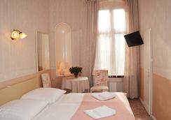 Hotel Pension Bella - เบอร์ลิน - ห้องนอน
