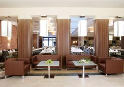Lindner Hotel Am Michel - ฮัมบูร์ก - เลานจ์