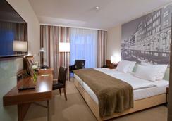 Lindner Hotel Am Michel - ฮัมบูร์ก - ห้องนอน