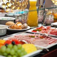 Fifa Hotel Ascot breakfast