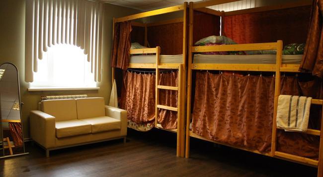 Hostel Polarnik - Surgut - Bedroom