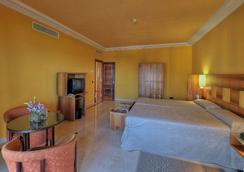 Lopesan Costa Meloneras Resort, Corallium, Spa & Casino - ซาน บาร์โตโลเม เด ติราฮานา - ห้องนอน
