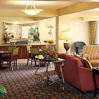 Houston Marriott South at Hobby Airport Bar/Lounge