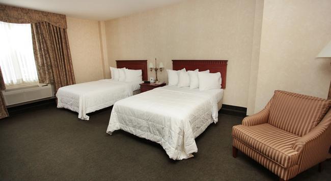 Hotel Mtl Express - Montreal Airport - Montreal - Bedroom