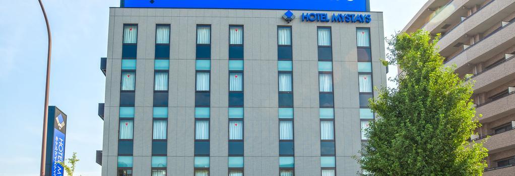 Hotel Mystays Haneda - Tokyo - Building