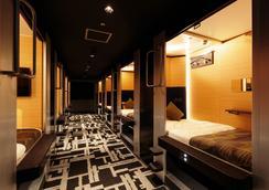 Mycube By Mystays Asakusa Kuramae - โตเกียว - ห้องนอน