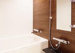 Mycube By Mystays Asakusa Kuramae - โตเกียว - ห้องน้ำ