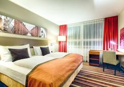 Leonardo Hotel Hamburg City Nord - ฮัมบูร์ก - ห้องนอน