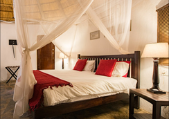 Ku Sungula Safari Lodge - ฮุดสไปรต์ - ห้องนอน
