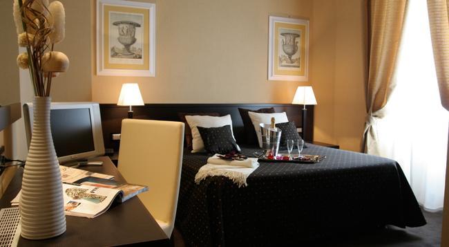 Hotel Latinum - Rome - Bedroom
