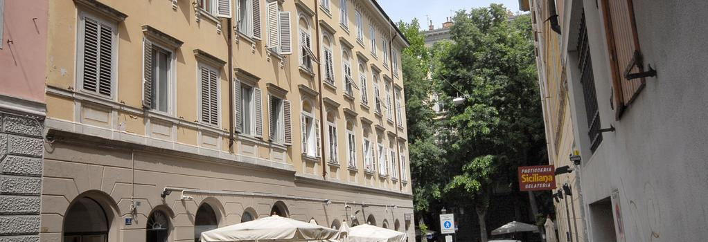 Residence Teatro Rossetti - Trieste - Building
