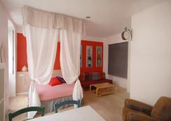 Residence Teatro Rossetti - ตริเอสเต - ห้องนอน