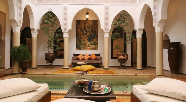 Riad Andalouse - Marrakesh - Lobby