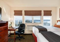 Mediterranean Inn - ซีแอตเทิล - ห้องนอน