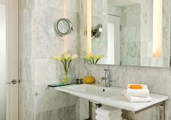 Chestnut Hill Hotel - ฟิลาเดลเฟีย - ห้องน้ำ