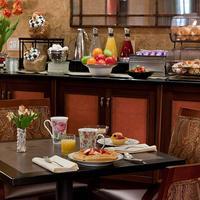 Chestnut Hill Hotel Breakfast Area