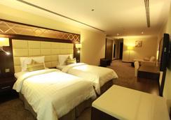 Golden Ocean Hotel - โดฮา - ห้องนอน