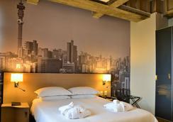 The Reef Hotel - โจฮันเนสเบิร์ก - ห้องนอน