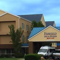 Fairfield Inn and Suites by Marriott Salt Lake City Airport Exterior
