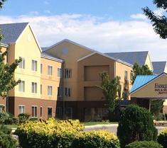 Fairfield Inn and Suites by Marriott Salt Lake City Airport