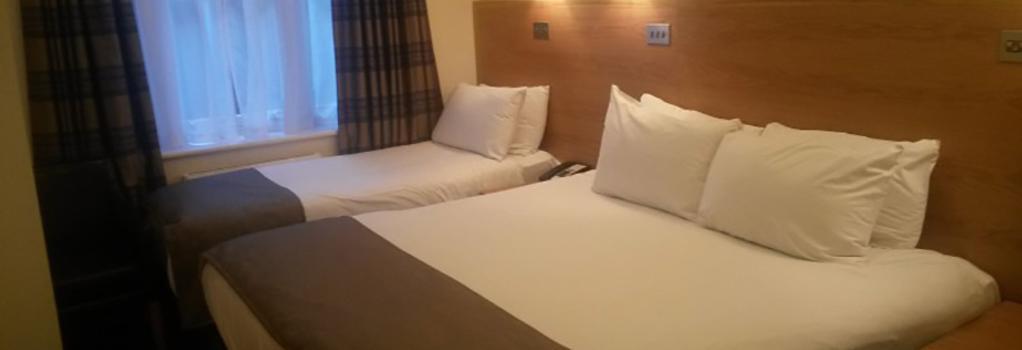 Regency Hotel Parkside - London - Bedroom