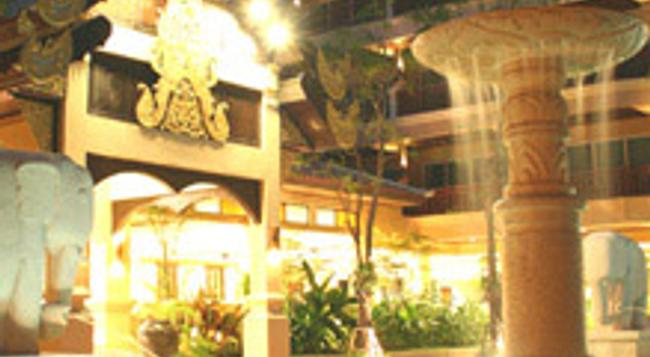 Avalon Beach Resort - Pattaya - Building