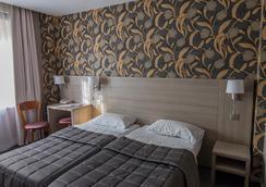 Palma Hotel - ปารีส - ห้องนอน