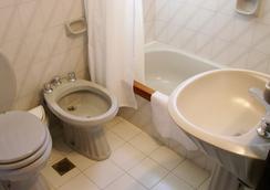 Cabañas Arco Iris - ซาน มาร์ติน เด ลอส อังเดส - ห้องน้ำ