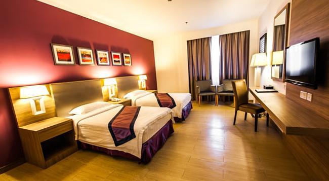 Badi'ah Hotel - Bandar Seri Begawan - Bedroom
