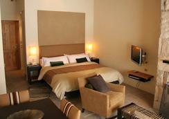Galileo Boutique Hotel - ซาน คาร์ลอส เด บาริโลเช - ห้องนอน