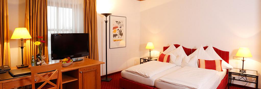 Hotel Obermaier - Munich - Bedroom