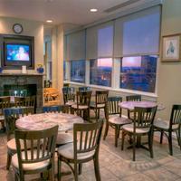 Gaslamp Plaza Suites Breakfast Area