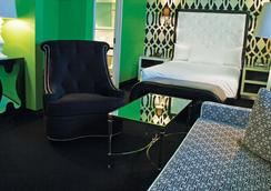 El Cortez Hotel & Casino - ลาสเวกัส - ห้องนอน
