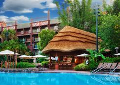 Disney's Animal Kingdom Villas - Jambo House - เลคบัวนาวิสตา - สระว่ายน้ำ
