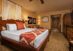Disney's Animal Kingdom Villas - Jambo House - เลคบัวนาวิสตา - ห้องนอน
