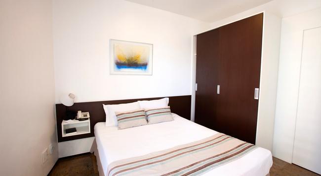 Hotel Brasil Tropical - Fortaleza (Ceará) - Bedroom