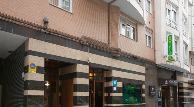 Hotel Costa Verde - Gijon - Building