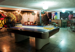 La Hamaca Hostel - ซาน เปโดร ซูลา - บาร์