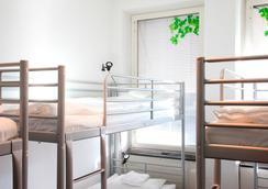 Acco Hostel - สตอกโฮล์ม - ห้องนอน