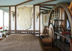 Apartments Hersones - เซวาสโตโพล - ห้องนอน
