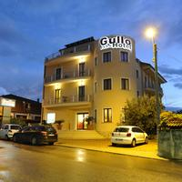 Gullo Hotel Hotel Front - Evening/Night